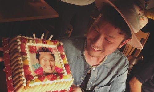 30ケーキ